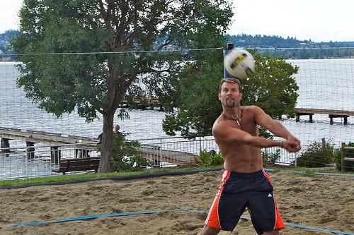 BeachHouse Volleyball Tournament 2010