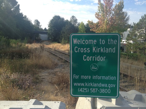 Cross Kirkland Corridor - Kudos 12134