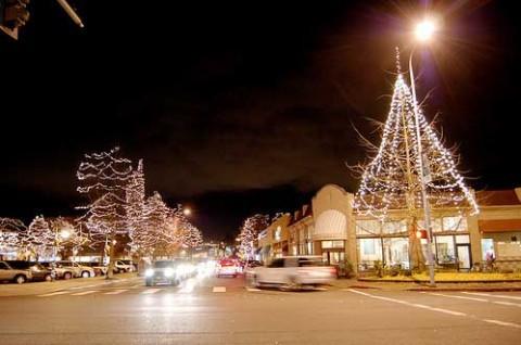 Christmas Downtown Lights, 2008