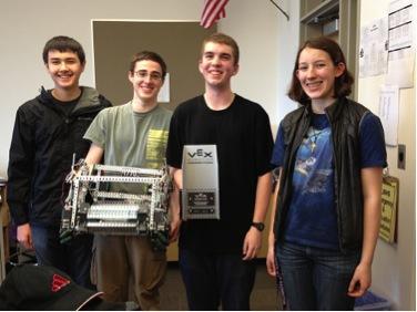 LWHS Robotics Club