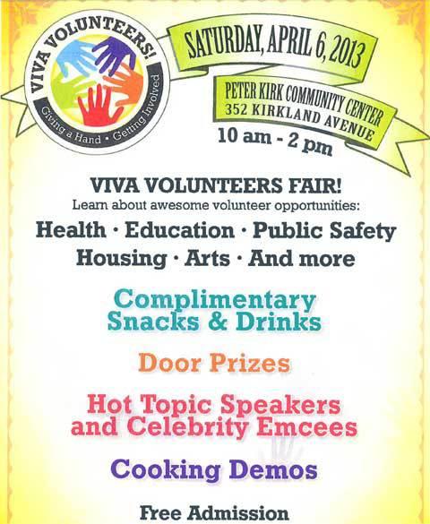 Viva-Volunteer