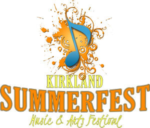 Kirkland Summerfest, August 9, 10, 11 2013. Admission is FREE