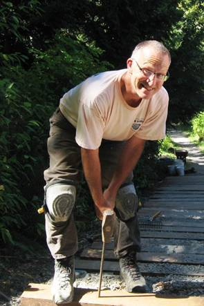 Norkirk resident Brian Scott