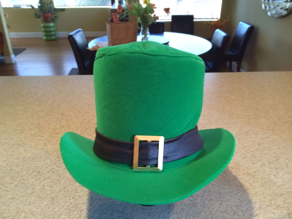 Time to dust off my top hat. ;-)