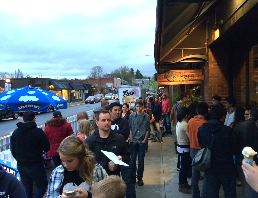 Ben & Jerry's Free Cone Day 2014 13440.jpg