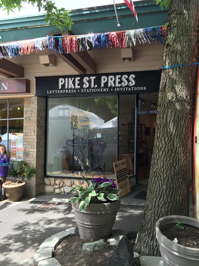 Pike St. Press