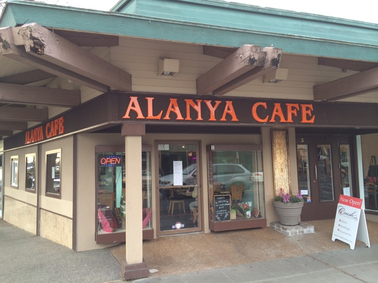 Alanya Cafe
