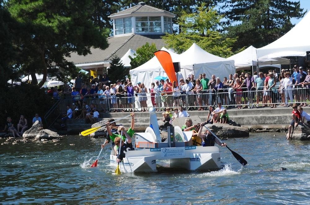 Summerfest at Marina Park