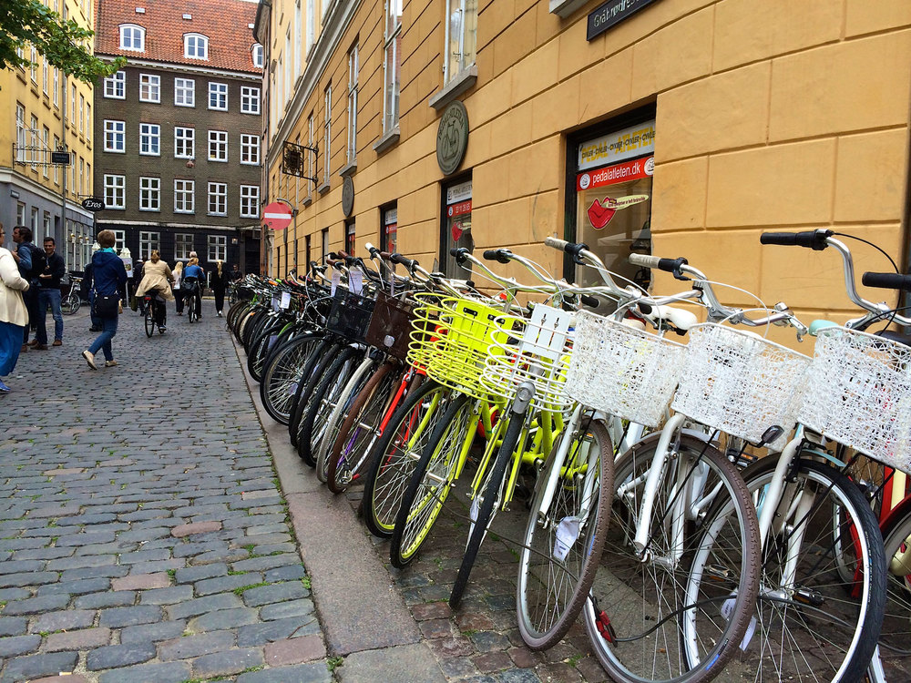 Copenhagen's bike culture is unique to its environment, society and topography.