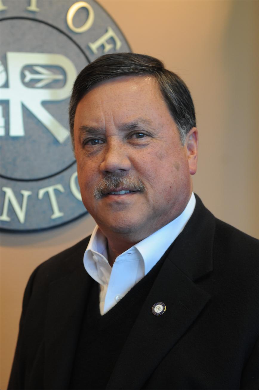 Renton Mayor Denis Law