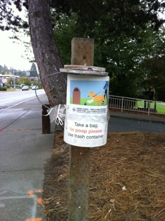 City of Kirkland's answer to pet waste disposal needs to change.