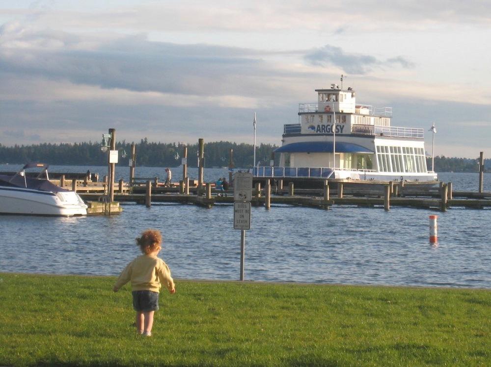 The MV Kirkland as seen from Marina Park, May 16, 2009.