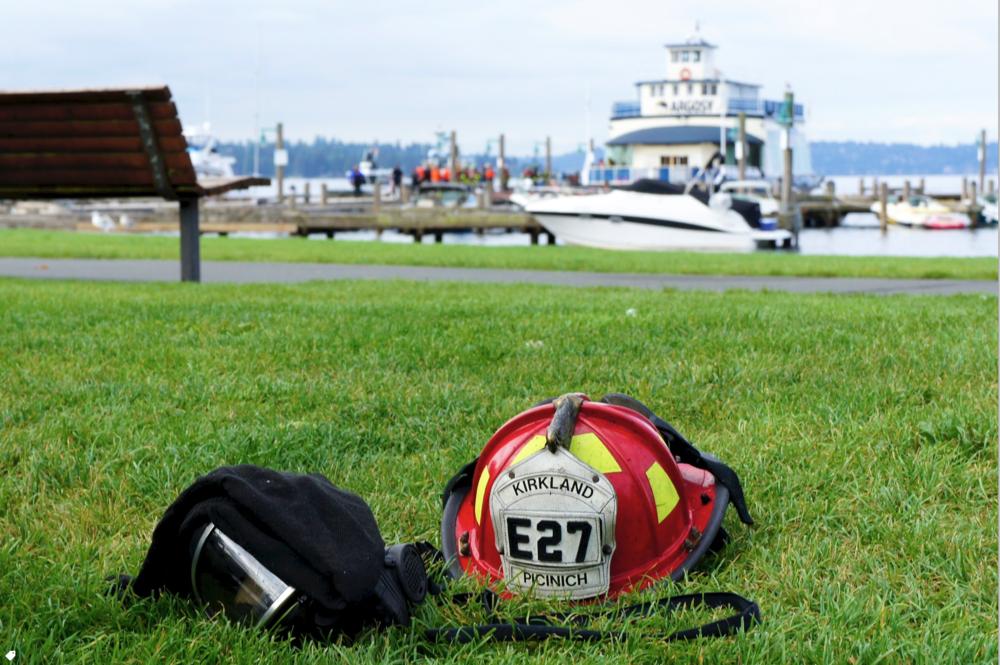 August 28, 2010, the day MV Kirkland caught fire.
