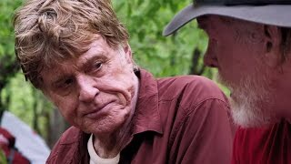 Robert Redford in the movie.