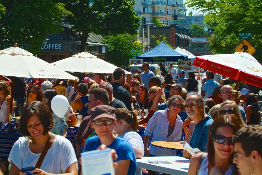 Kirkland Summerfest, 2013