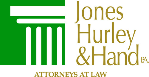 Jones, Hurley & Hand, P.A. Your Claim...Our Claim