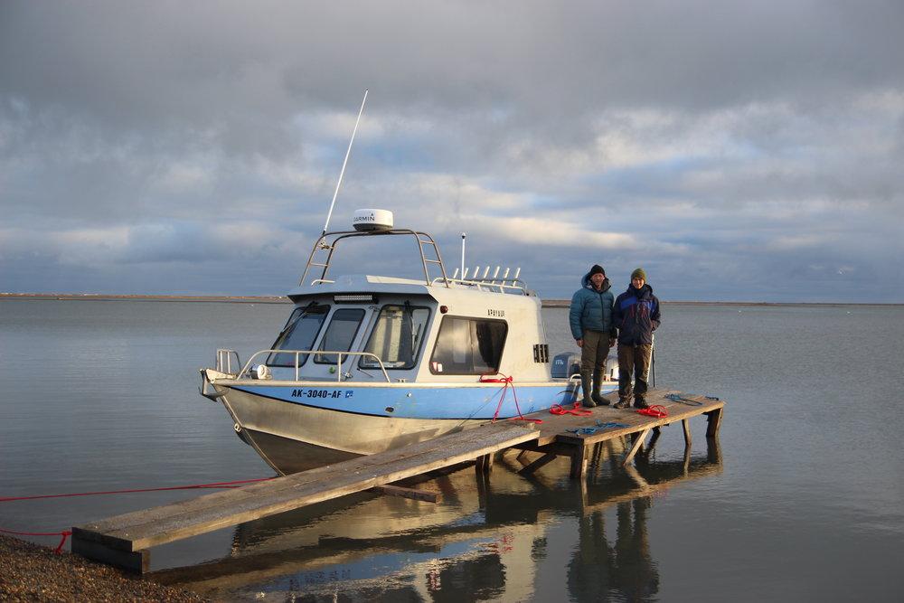 Apayauq Boat.