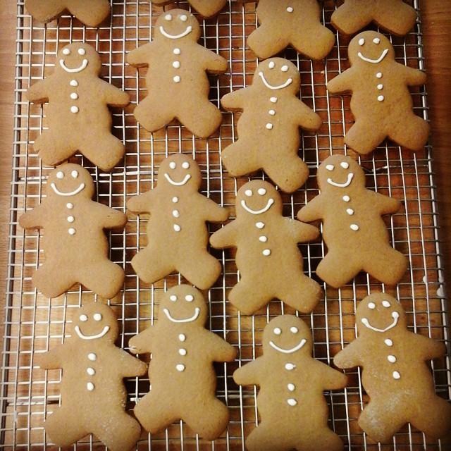 #cute #fairlawn #shopsmall #yum #zlicious #cookies #nj #gingerbread