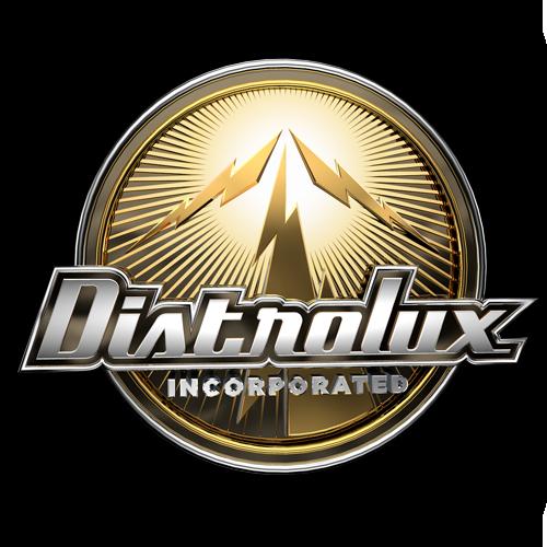 Distrolux Logo Design