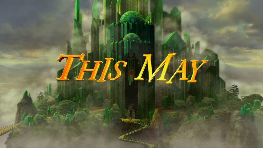 Legends of OZ: Dorothy's Return - Trailer Interstitial Title