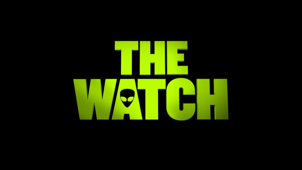 The Watch - International Trailer Title
