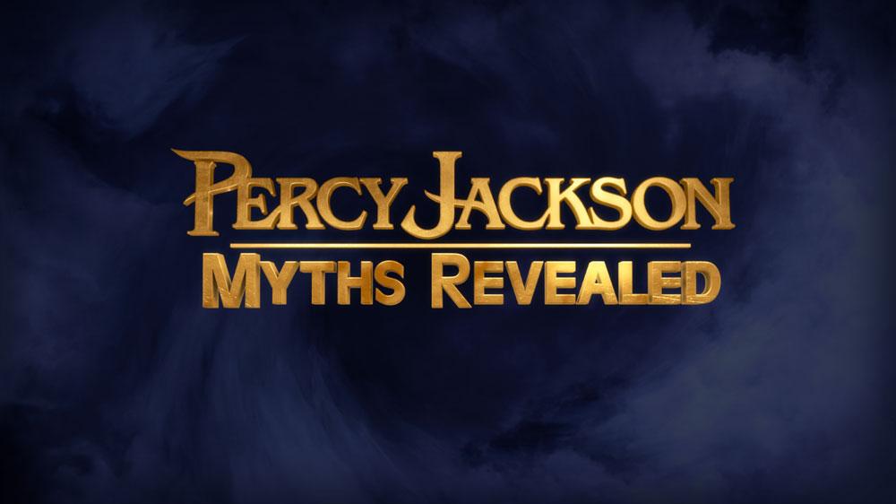 Percy Jackson: Myths Revealed - Title