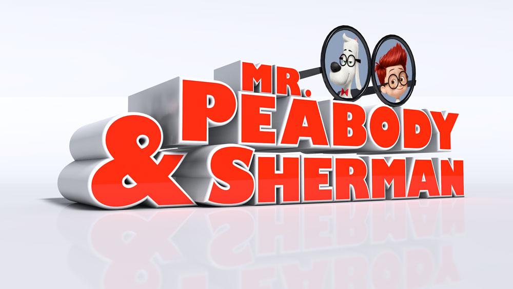 Mr. Peabody & Sherman - Trailer Title