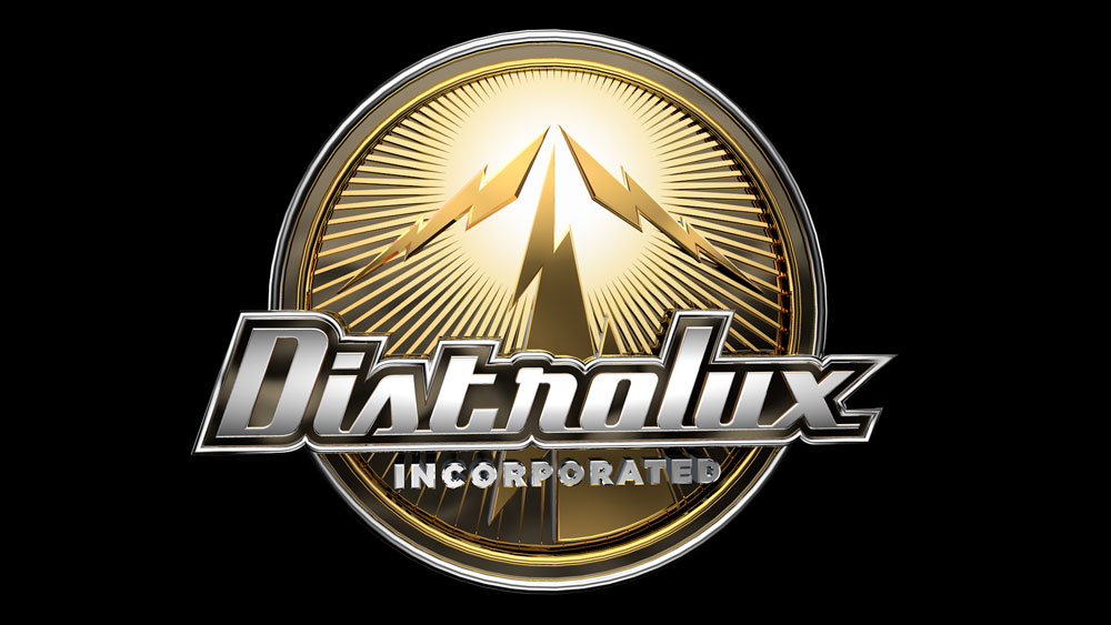 Distrolux Inc. - Corporate Logo
