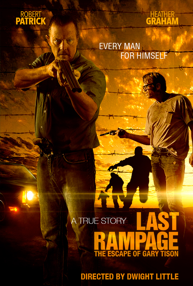 """Last Rampage"" Theatrical Poster (Preliminary)"