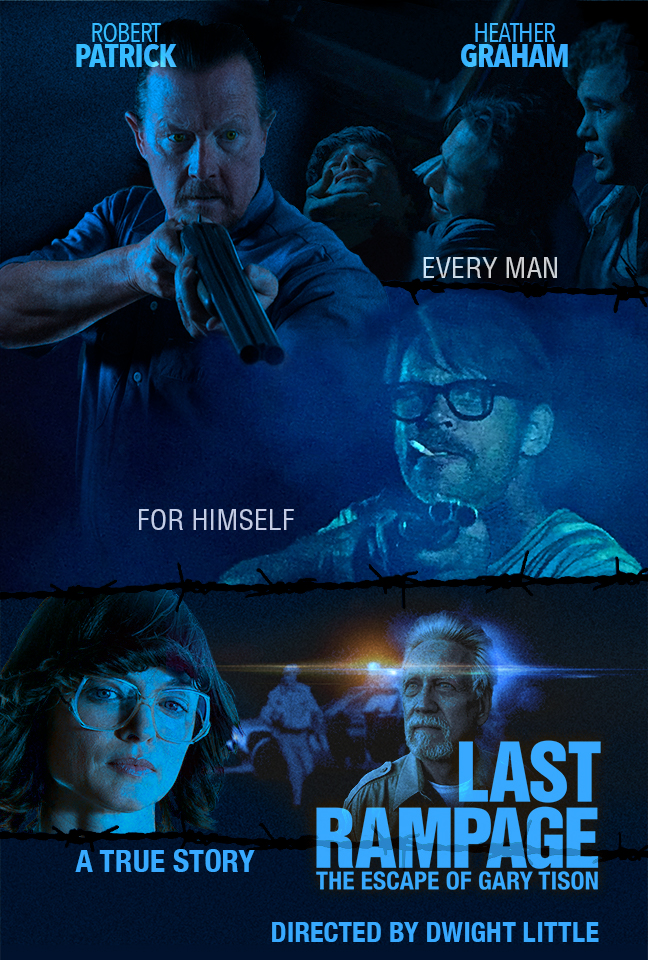 """Last Rampage"" Theatrical Poster"