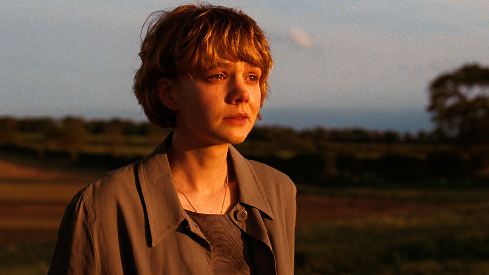 "Carey Mulligan as ""Kathy"" in ""Never Let Me Go""  (click image to play trailer)"