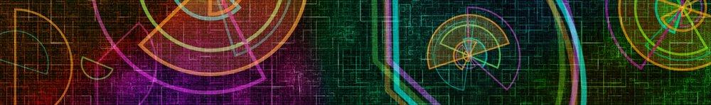 "Splunk .conf18 Main Stage Graphic ""Radar Data 1"""