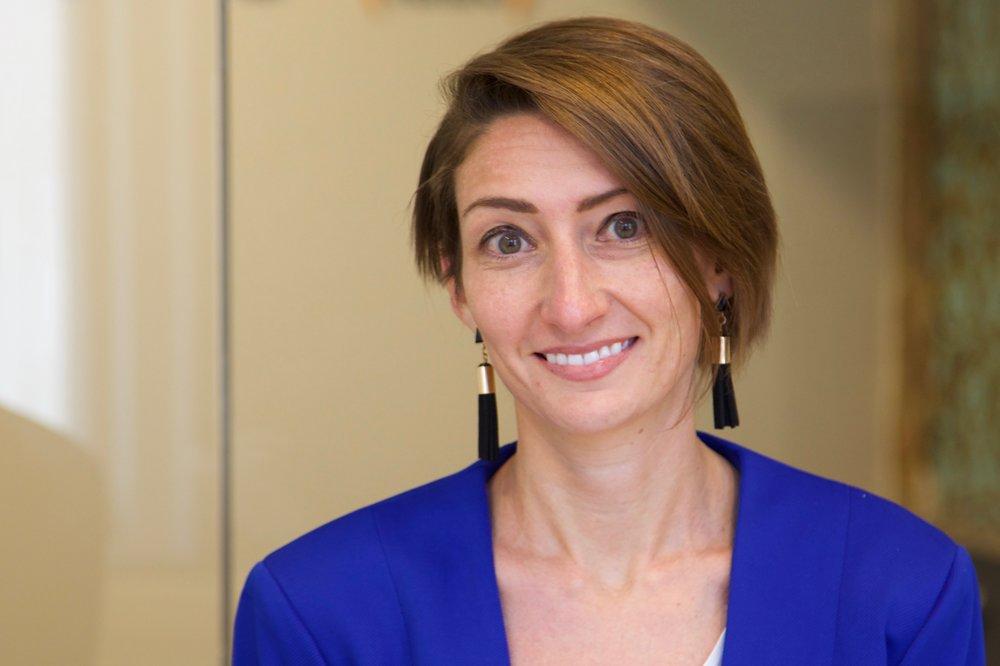 Cristina Sinclaire     Senior Vice President