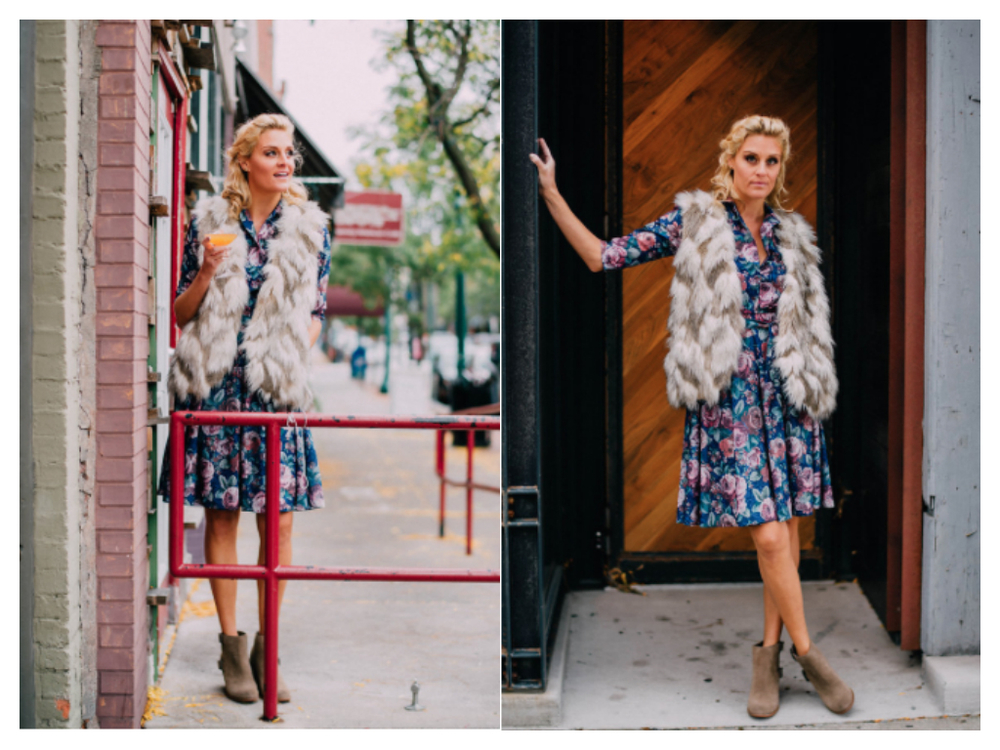 shop this look:  fall for floral dress