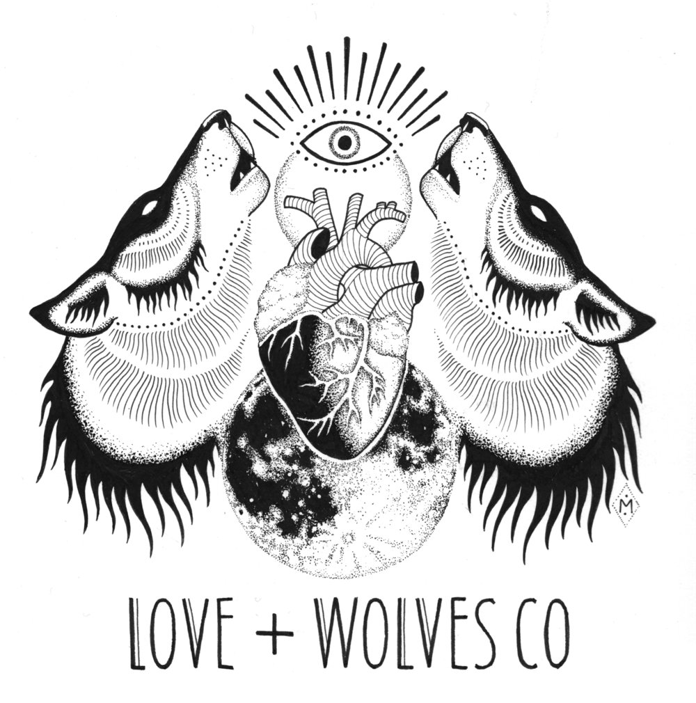 LOVE + WOLVES CO
