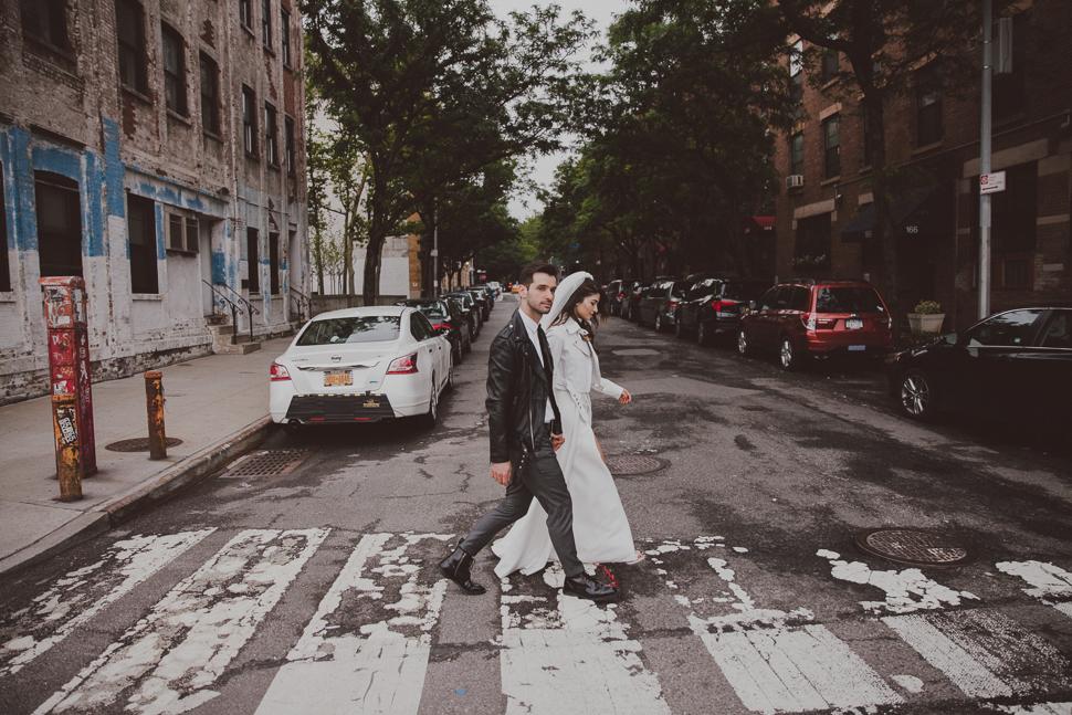 LIVIA + RAFAEL - RAMSCALE PENTHOUSE : NEW YORK, NY