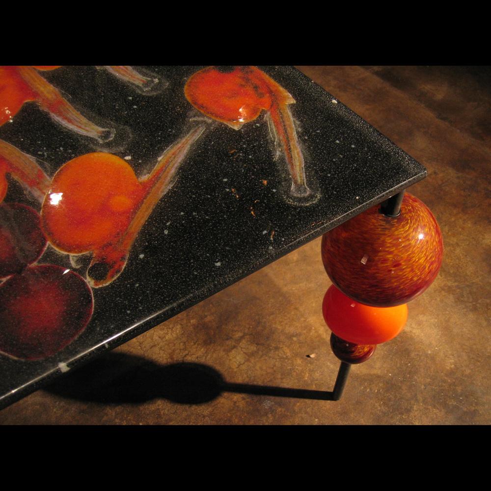 Caviar Table