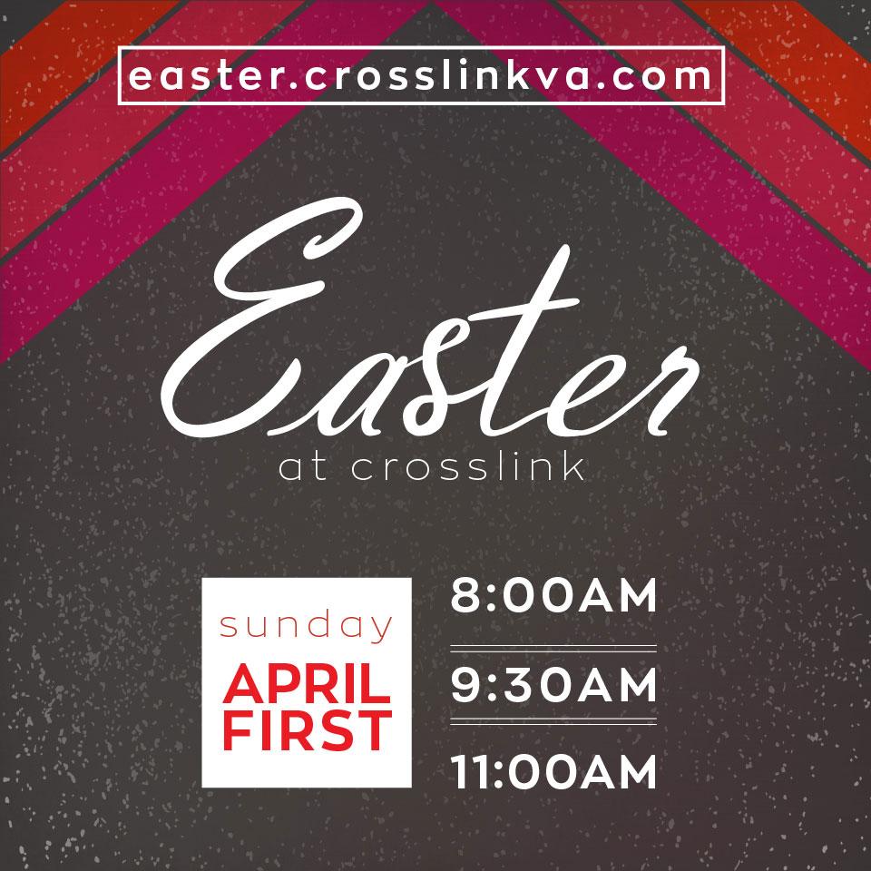Easter at Crosslink