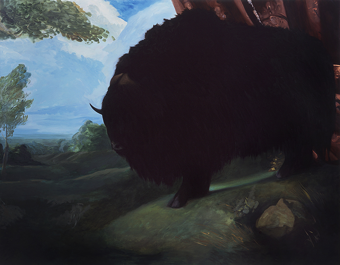 Untitled (Musk Ox)