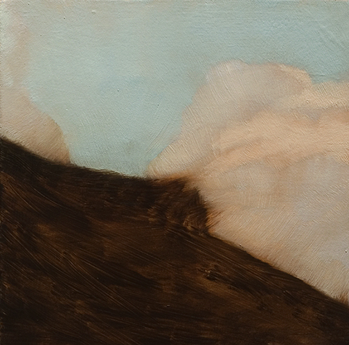 Untitled (Fur and Sky)