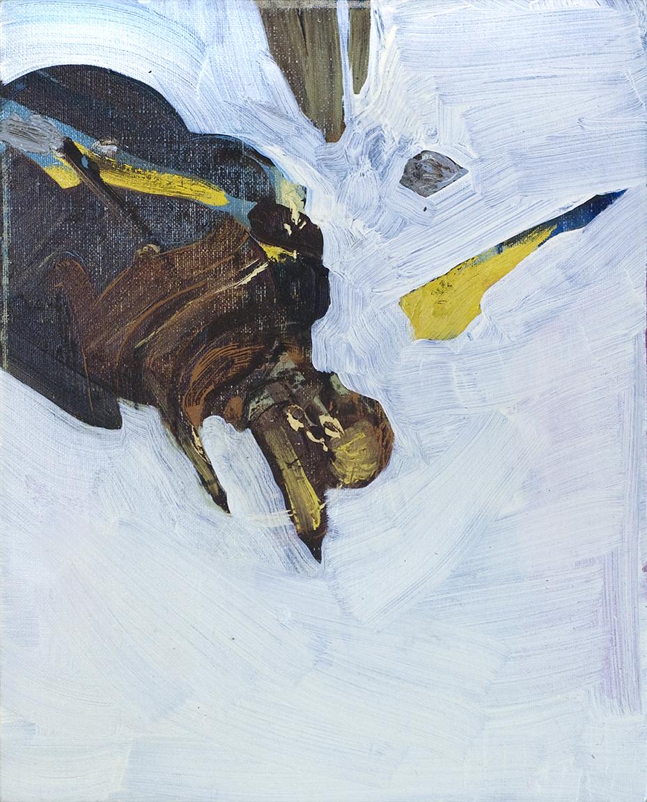 Untitled (Raging Delacroix)