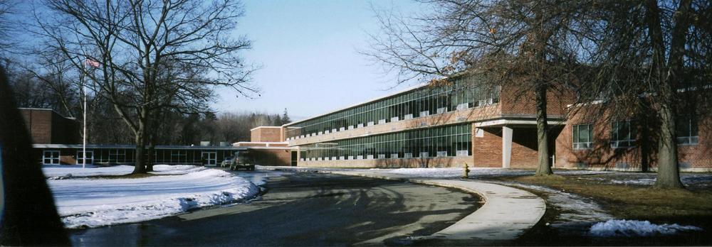 Herberg Middle School, Pittsfield, Massachusetts