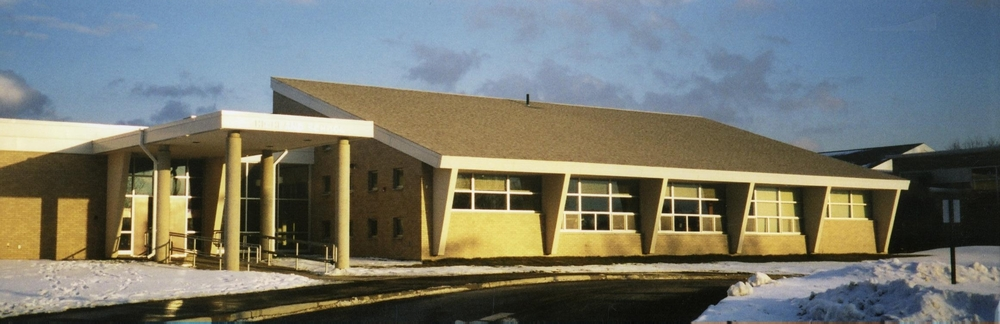 Capeless Elementary School, Pittsfield, Massachusetts