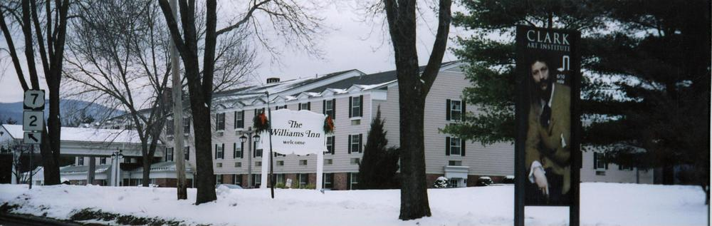 The Williams Inn, Williamstown, Massachusetts
