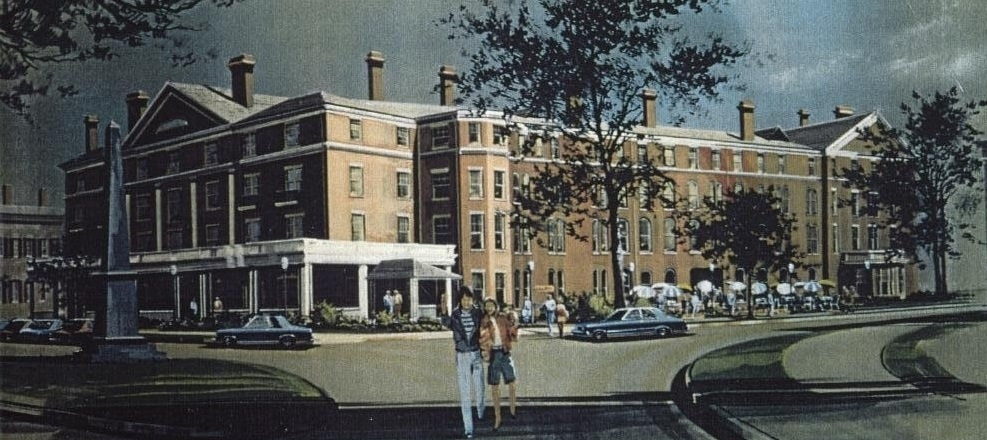 The Curtis Hotel, Lenox, Massachusetts