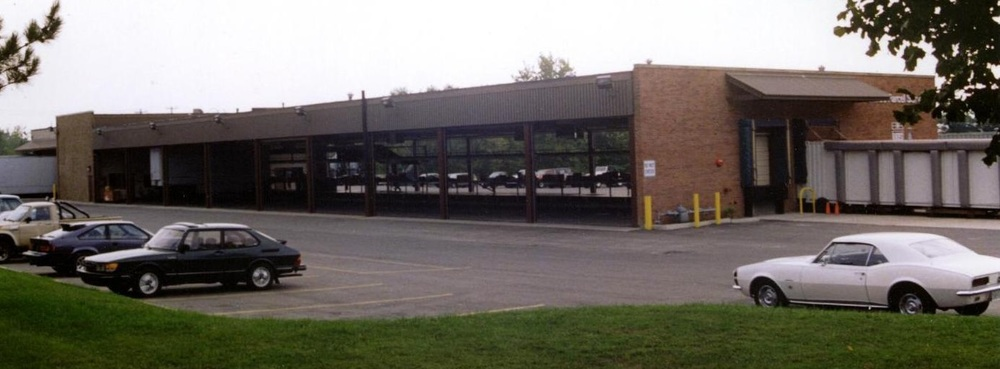 UPS Distribution Center, Pittsfield, Massachusetts