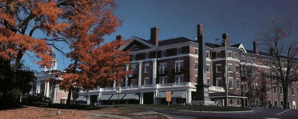 The Curtis Hotel, Lenox, Massachusetts