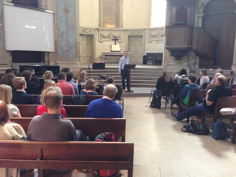 Towards a New Theology and Practice of Liberation, Paris
