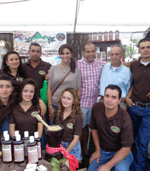 Costa Rica's C.O.E. judges - the people who made Alejandro Solis a Cup of Excellence winner.