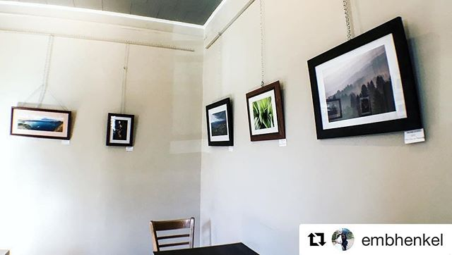 you've probably noticed the side rooms are now home to some incredible pieces of art from a couple of our talented regulars. be sure to take a look around at pieces from @climbthatdamnmountain & @lyonm_draws • • #repost @embhenkel ・・・ If you find yourself near @rohsstreetcafe, go check out the amazing work hanging up on the walls created by my friend @climbthatdamnmountain! Well done my friend 👏🏼